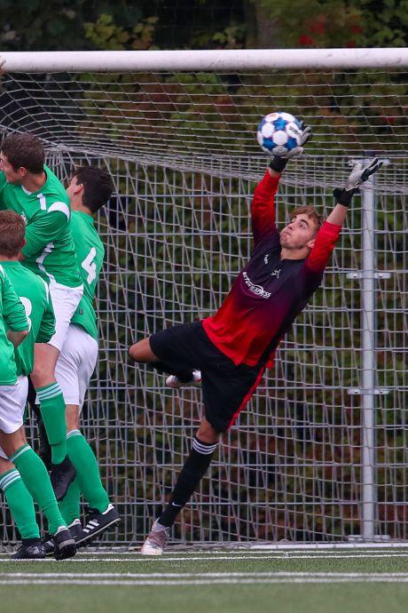 'Jong stappers' verleiden SVHA tot zaterdagvoetbal, helaas in verkeerde klasse