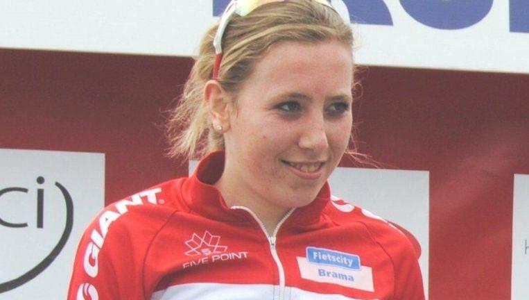 De amper 20-jarige Kalvenhaar stond bekend als een groot wielertalent. Beeld Tubantia.nl