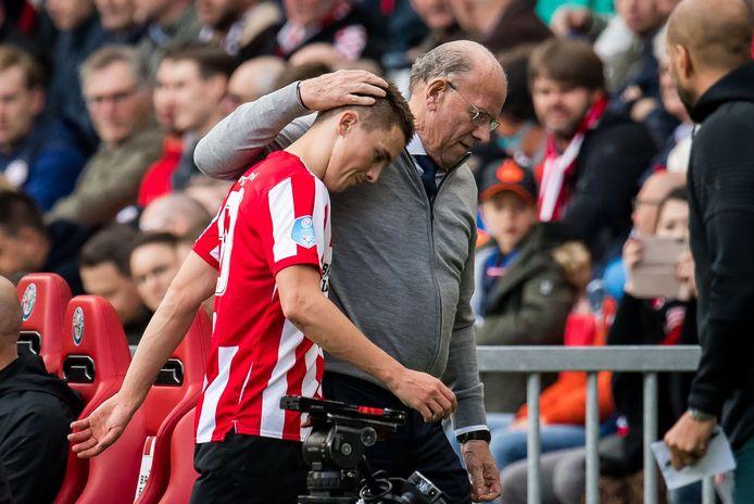 Een herkansing voor Ryan Thomas behoort tot de mogelijkheden bij PSV.