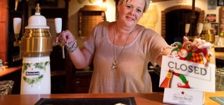 Ons Café in Drunen houdt de deuren ook na corona gesloten: 'Met een pijnstiller heb ik me op de been gehouden'