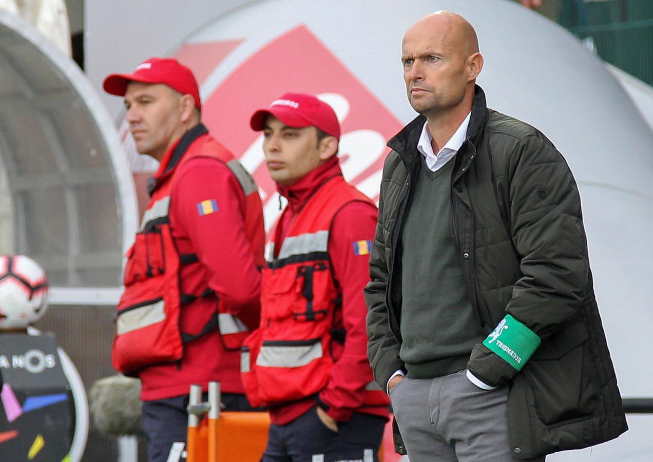 Marcel Keizer, trainer van Sporting Portugal.