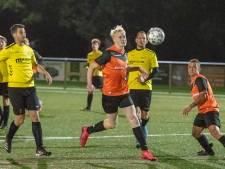 Vooruitgeschoven duels: Groesbeekse Boys ontketend, Diosa maakt er voetbalfeest van, Krayenhoff stevig aan kop