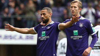Anderlecht ontsnapt tegen Cercle: na ingrijpen VAR wint het met 2-1