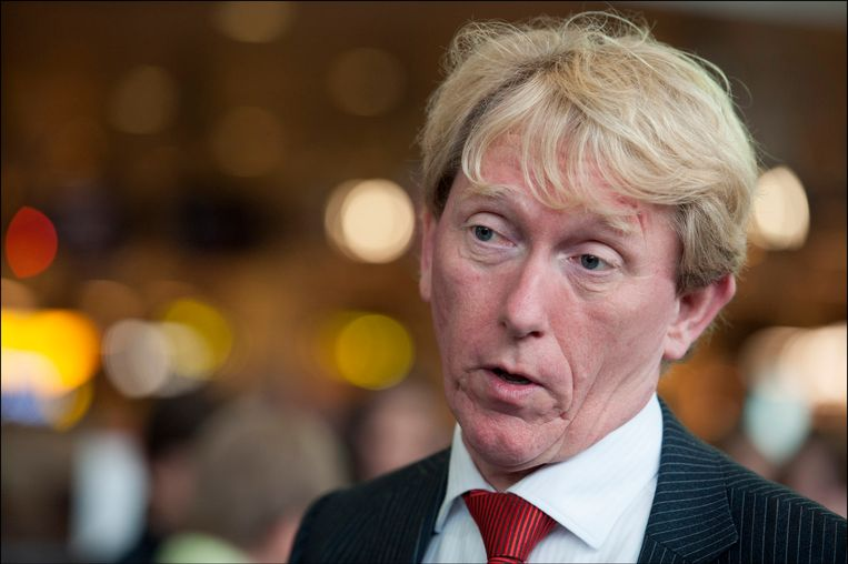 Luchthavenwoordvoerder Jan Van der Cruysse. Beeld PHOTO_NEWS