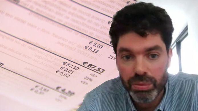 Pieter Verlinden, energie-expert bij Eneco