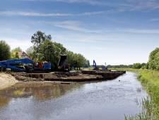 Chroomvervuiling in oude meanders Essche Stroom blijft liggen: te duur om op te ruimen