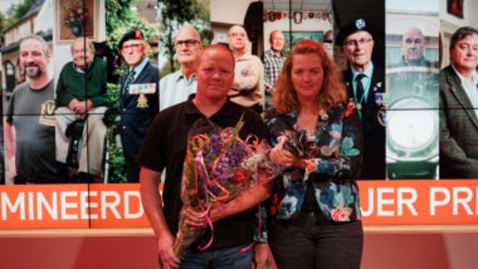 Dennis en Mariska van der Kraats uit Etten-Leur.