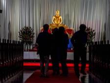 Een aarzelend begin voor Boeddha