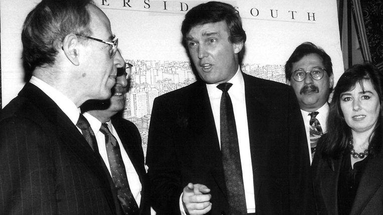 Trump: An American Dream Beeld Netflix