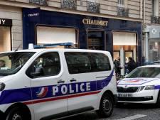 Overvaller op step verdwijnt met miljoenenbuit bij een van Frankrijks oudste juweliershuizen