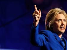 """Hillary Clinton se lâche contre le """"sexiste"""" Donald Trump"""