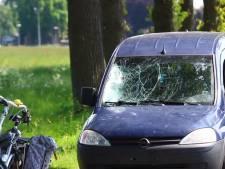 Fietsster uit Alkmaar (67) zwaargewond na ongeval Oldebroek