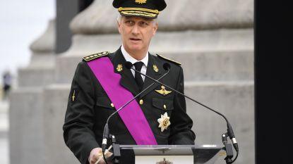 Koning Filip verleende dit jaar dertien keer gratie aan veroordeelden