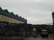 Strak schema voor afvoeren vervuilde grond Scheldeterrein