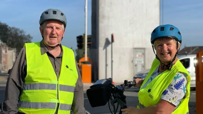 Vrijwilligers in de kijker: Micheline en Thierry checken elke maand knooppunten en bijhorende bordjes