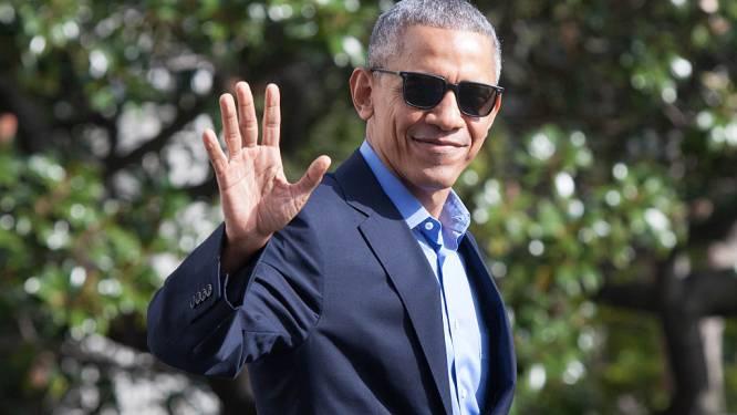 Ondanks alarmerende berichten over deltavariant: Barack Obama organiseert feestje voor 60ste verjaardag met zeker 475 gasten