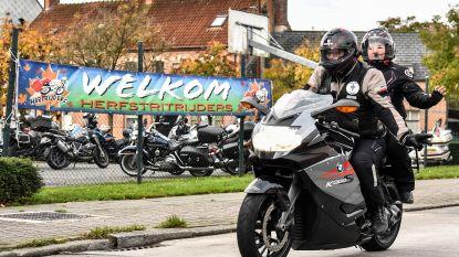 Duizenden motards rijden uit voor 43ste Herfstrit