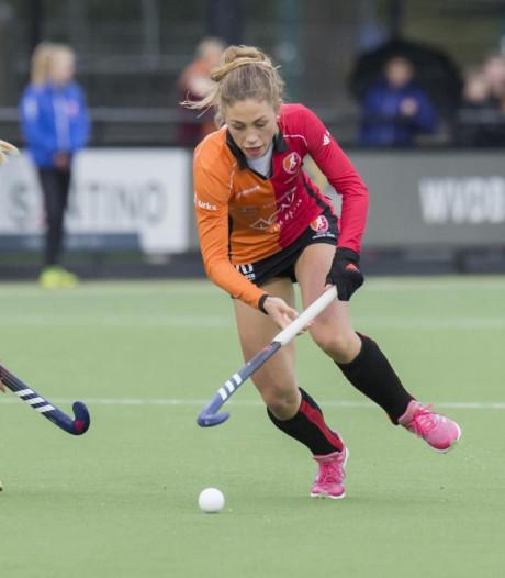 Vrouwen Oranje-Rood en Den Bosch in evenwicht
