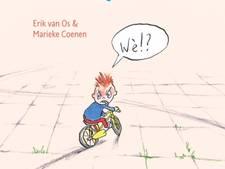 Prentenboek in dialect over  Harrie  den Haon van den Haajkantsebaon