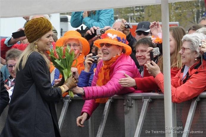 De redactie is op zoek naar Oranjegezinden uit Noordoost-Twente.