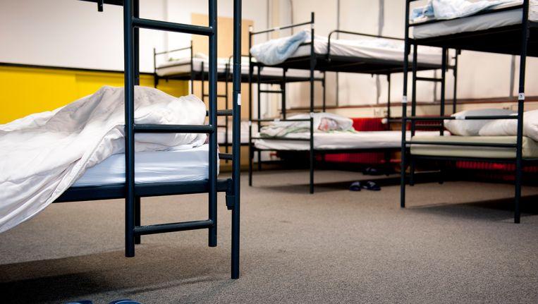 'Zelfredzame' adreslozen zijn mensen die bijvoorbeeld dak- of thuisloos zijn geraakt door ontslag Beeld ANP