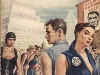 '1984' van Orwell opnieuw bestseller dankzij afluisterpraktijken