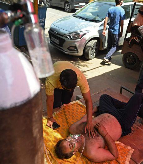 Indiase 'Van Dissel' over corona-situatie: 'Iedereen wil hier de regels omzeilen'