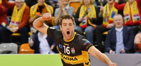 Landskampioen Mats Kruiswijk kan nog niet zonder volleybal en vervolgt loopbaan bij ZVH