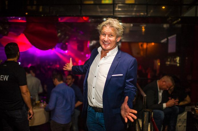 Oprichter en dertig jaar lang uitbater van La Rocca, Wim Van Ouytsel.