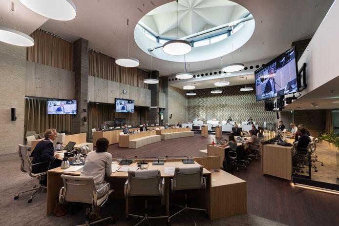 De Eindhovense gemeenteraad