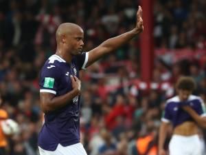 4 buts encaissés, les excuses de Kompany: Anderlecht a pris l'eau à Courtrai