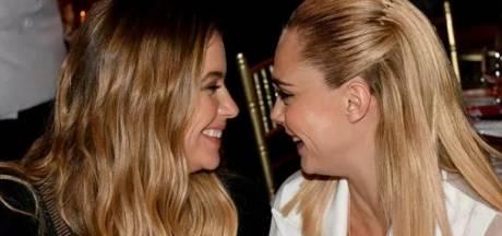 """Cara Delevingne et Ashley Benson: """"C'est l'amour de ma vie"""""""