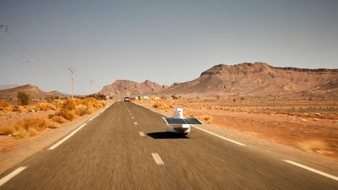 Solar Team Twente pakt na drie etappes de leiding in klassement van Solar Challenge Morocco