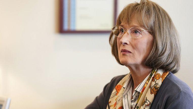 Meryl Streep als Mary Louise Wright in het tweede seizoen van de topserie 'Big Little Lies'. Beeld HBO