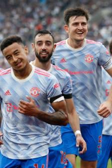 Manchester United ontsnapt in extremis bij West Ham, Chelsea aan kop na zege bij Spurs