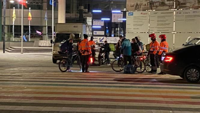 Tien opgedreven bromfietsen aan de kant gezet tijdens politieactie in Gent