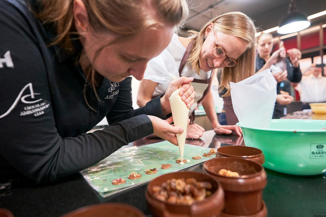 La Chocolate Academy vient d'ouvrir ses portes à Anvers.