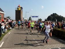 Meters maken tijdens groeiende Vestingloop in Willemstad