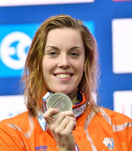 Heemskerk voor tiende keer Nederlands kampioen op 200 meter