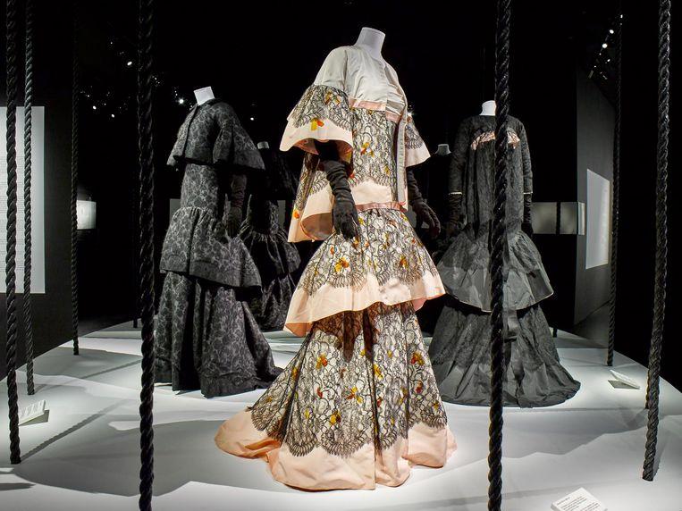 null Beeld Modemuseum Antwerpen