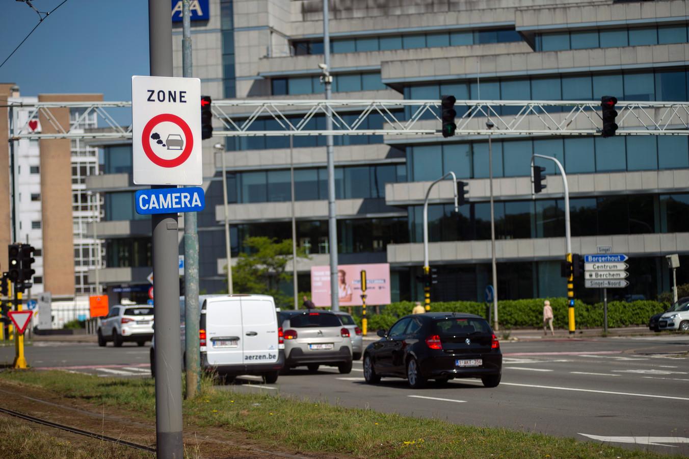 Antwerpen scoort bijzonder slecht wat de mortaliteitsgraad door stikstofdioxide betreft.