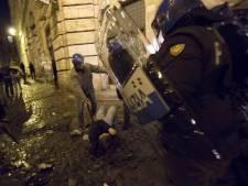33 Feyenoordfans in Rome opgepakt, 23 voor de rechter