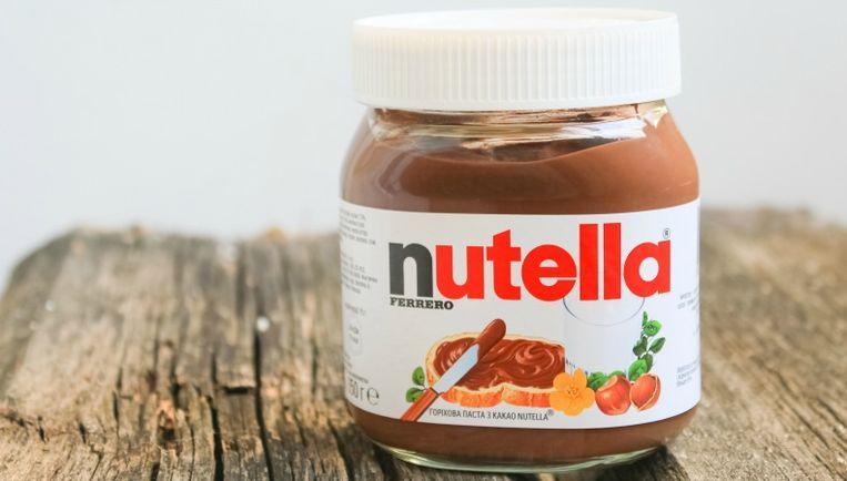 Bizar: zo veel suiker zit er in een pot Nutella
