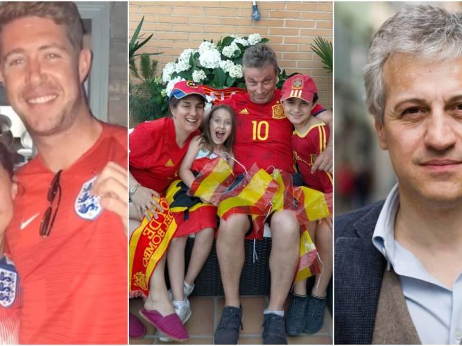"""Voetbalfans in heel Europa halen opgelucht adem nu EK begint: """"Dit is voor ons een manier om dat wreed coronajaar te vergeten"""""""