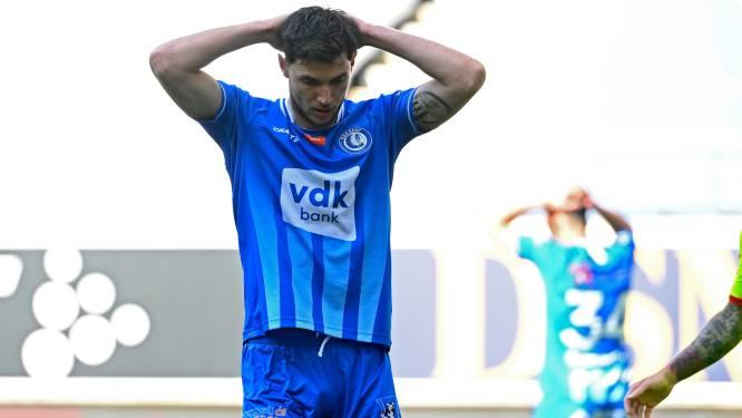 """Roman Yaremchuk (AA Gent) beseft belang van duel met Standard: """"Match in Luik wordt heel belangrijk"""""""