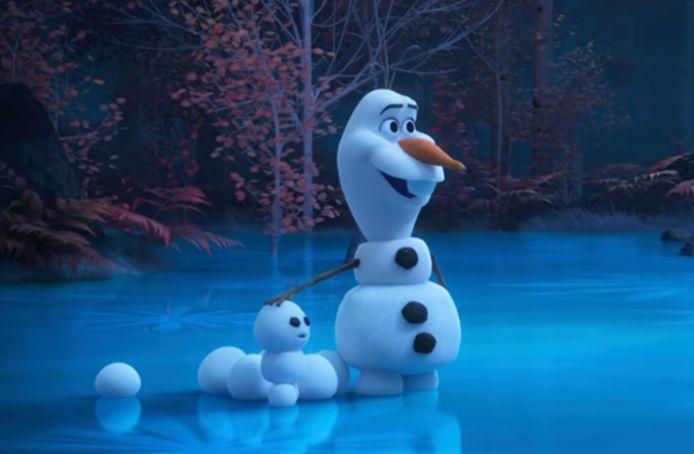 Olaf krijg zijn eigen quarantaine-reeks.