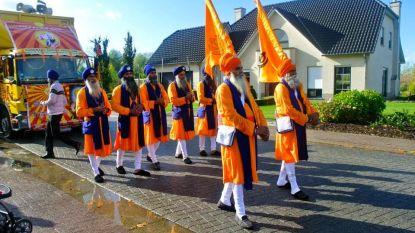 Sikhs vieren zondag Nagar Kirtan