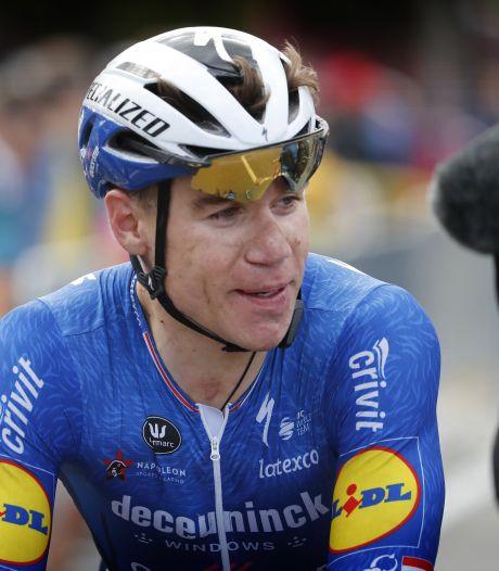 Fabio Jakobsen sprint naar zege in Doornik
