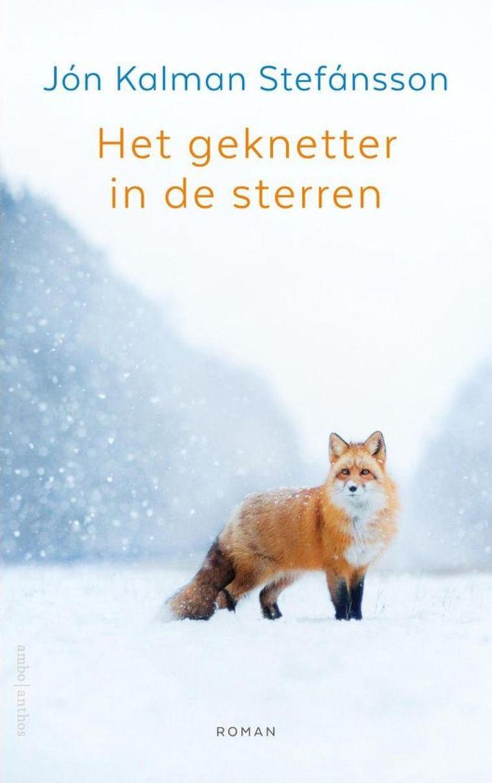 Jón Kalman Stefánsson,  Het geknetter in de sterren. Vertaald door Marcel Otten, Ambo Anthos, €21,99, 216 blz. Beeld
