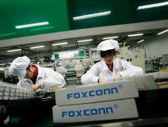 Dreiging massale zelfmoord bij werknemers Foxconn